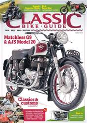Classic Bike Guide issue August 2018