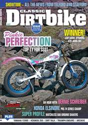 Classic Dirt Bike issue Issue 47