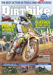 Classic Dirt Bike issue Issue 48