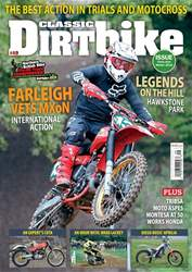 Classic Dirt Bike issue Winter 2018