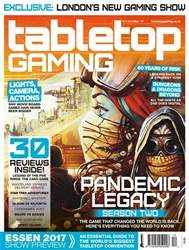 Tabletop Gaming issue Issue 12 Oct/Nov '17