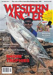 Western Angler issue Oct-Nov2017