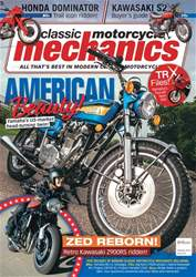 Classic Motorcycle Mechanics issue February 2018