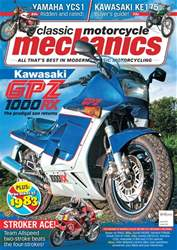 Classic Motorcycle Mechanics issue July 2018