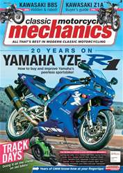 Classic Motorcycle Mechanics issue September 2018
