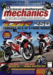 Classic Motorcycle Mechanics issue December 2018