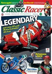 Classic Racer issue November-December 2018