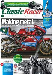 Classic Racer issue July-August 2018