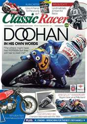 Classic Racer issue March-April 2018