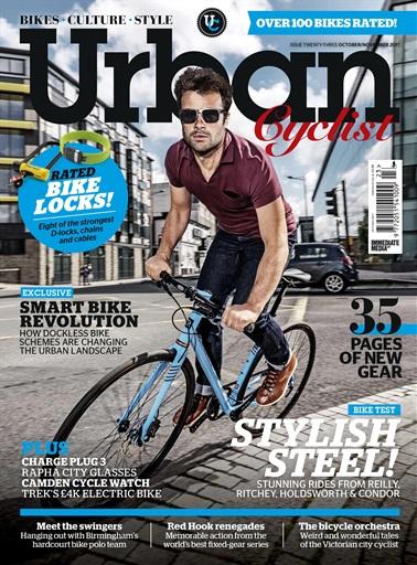 Urban Cyclist Preview