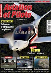 Aviation et Pilote issue Octobre 2017