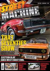 Street Machine Magazine Cover