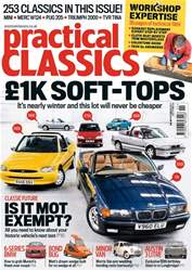 Practical Classics issue November 2017
