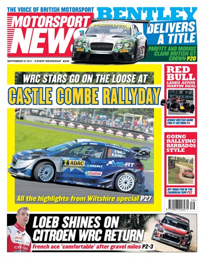 Motorsport News Preview