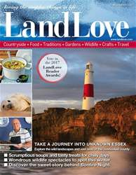 LandLove Magazine issue November 2017