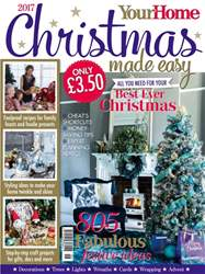 Christmas Made Easy 2017 issue Christmas Made Easy 2017