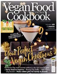 Vegan Food & Living Magazine Cover