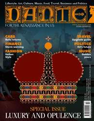 DANTE Oct-Nov 2017 issue DANTE Oct-Nov 2017