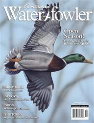 American Waterfowler issue Volume VIII, Issue IV