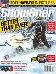 SnowGoer issue December