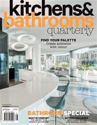 Kitchens & Bathrooms Quarterly issue Issue#24.3 Sep 2017