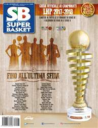 Superbasket Magazine Cover