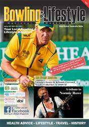 Australian National Bowling & Lifestyle Magazine issue Spring 2017