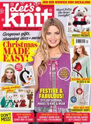 Let's Knit issue Christmas Special