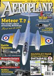 No.467 Meteor T.7 issue No.467 Meteor T.7