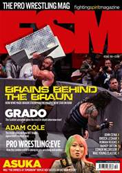 Fighting Spirit Magazine issue Issue 150