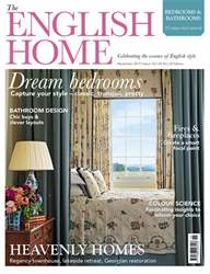 The English Home issue November 2017