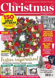 The Christmas Magazine 2017 issue The Christmas Magazine 2017