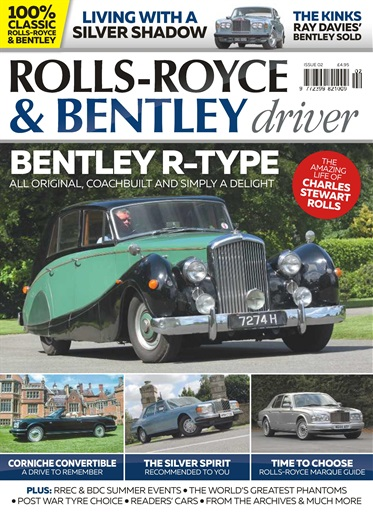 Rolls-Royce & Bentley Driver Preview