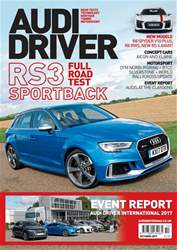 Audi Driver issue October 2017