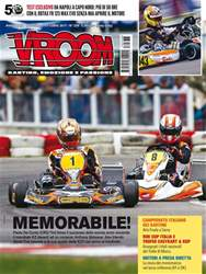 Vroom Italia issue n. 338 Ottobre 2017