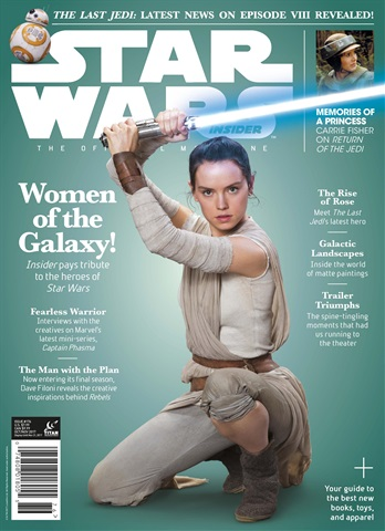 Star Wars Insider issue #176