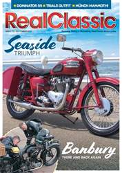 RealClassic Magazine Cover