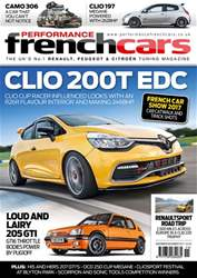 Performance French Cars issue Nov / Dec 17