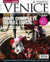 Italia! Guide issue Venice & Veneto Guide 2017