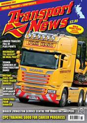 Transport News issue November 2017