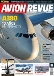 Avion Revue Internacional España issue Número  424