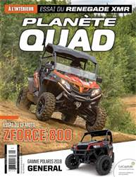 Planète Quad issue Oct - Nov 2017