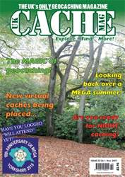 UK Cache Mag issue Issue 32