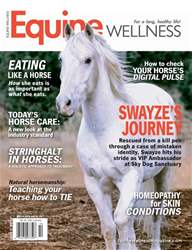 Equine Wellness issue Equine Wellness