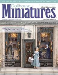 Dollhouse Miniatures issue Issue 60