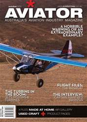 Aviator issue Oct17