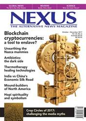 Nexus Magazine issue Oct-Nov 2017