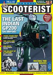 Classic Scooterist issue December-January 2019