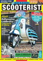 Classic Scooterist issue February-March 2018