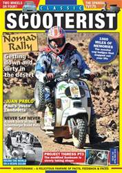 Classic Scooterist issue April-May 2018